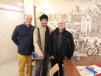 """""""68, mon père et les clous"""" de Samuel BIGIAOUI à l'affiche de """"Obliques"""""""