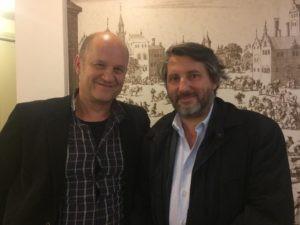"""Entretien avec Bruno Podalydès dans """"Obliques"""" (Fréquence Protestante 100.7 fm)"""