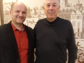 "Interview with Denys ARCAND : ""Obliques"", F. Protestante 100.7 fm, Paris"