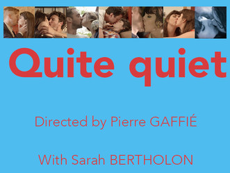 "First french projection for the film ""Quite quiet"" by Pierre GAFFIé"