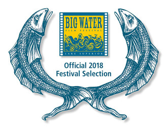 """Radio Moon"" at the Big Water Film Festival in Wisconsin."