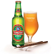TsingTao Chinese Beer