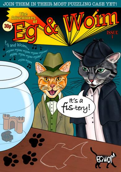 The Adventures of Eg & Woim