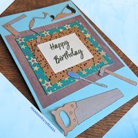 Woodworker Birthday
