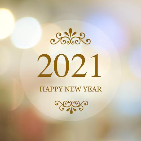 2021 - Feliz Novo Ciclo!