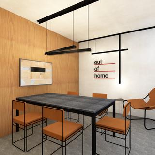 Reunião e Lounge