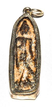 White Tara Buddha Pendant