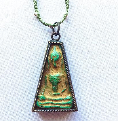 Buddha Pendant (vintage style)