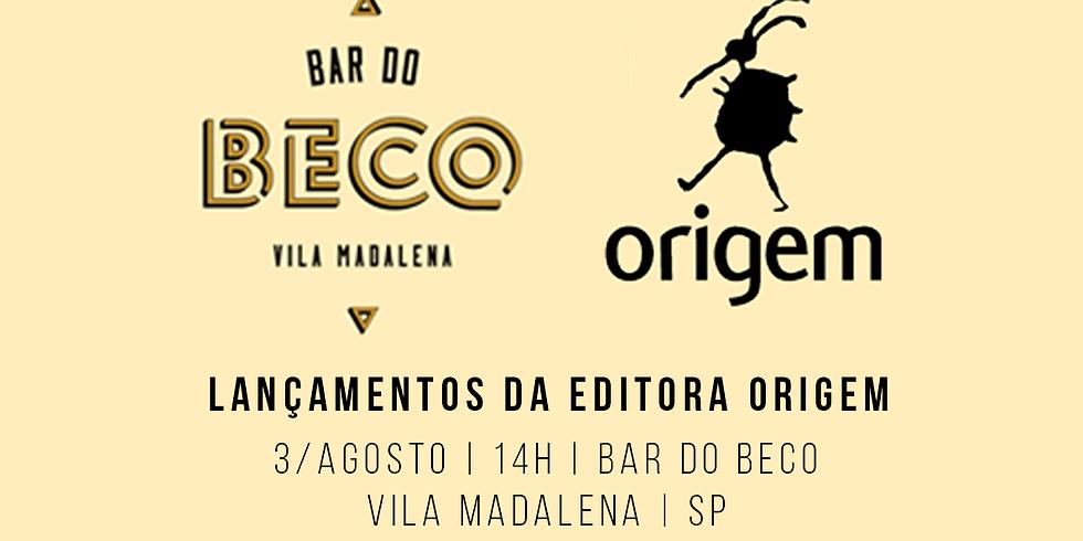 Lançamentos Origem em São Paulo   Bar do Beco