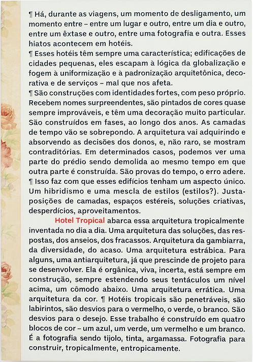 Hotel Tropical - João Castilho