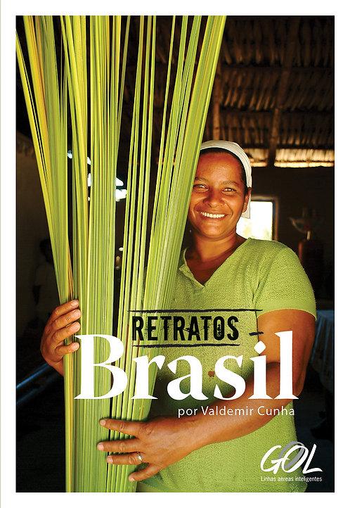 Retratos do Brasil - postcards