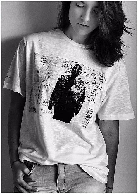Camiseta Portraits #1 - unissex