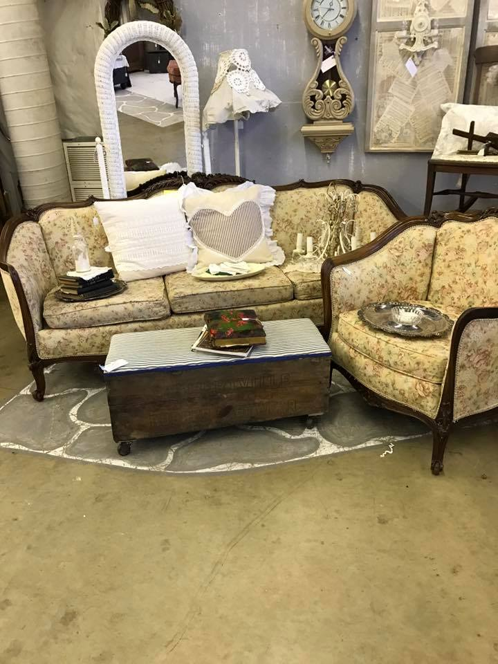 Vintage furniture 1