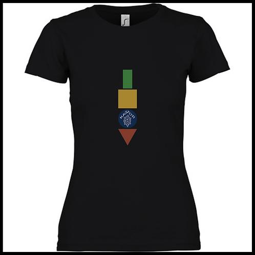 T-shirt Femme Kaz Toti