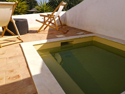 Villa T1 mini piscina