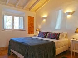 Villa T1 quarto cama de casal 1