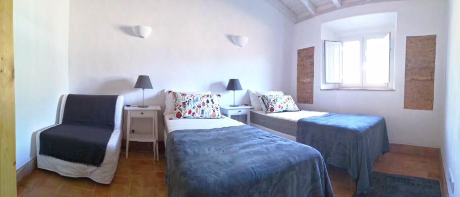 Villa T2 quarto duplo 2