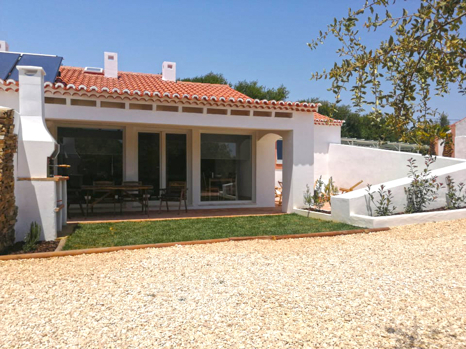 Villa T2 fachada