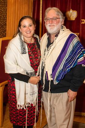Induction of Rabbi Emma Gottlieb - by Rabbi Danny Gottlieb