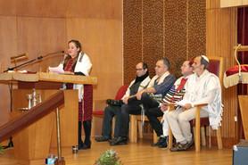 Rabbi Emma Induction Speech