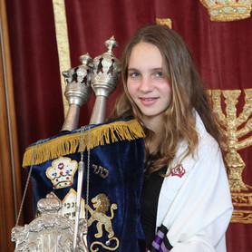 My Dvar Torah - Sarah Cranko
