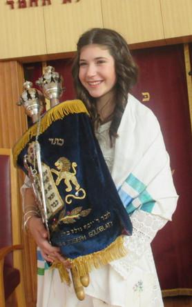 Daniella Beswick - Dvar Torah