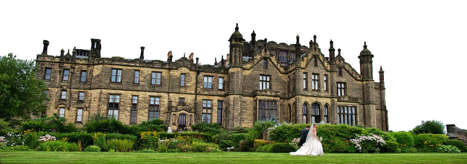 Wedding Fayre at Crathorne Hall- April 2nd 2017