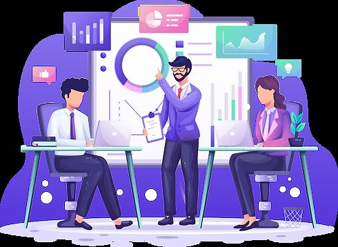 Business Analysis 4 Illustration - Agnyt