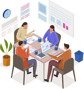 Company Meeting Isometric.png