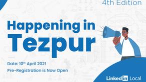NEWS: LinkedinLocal Guwahati's 4th Edition in Tezpur