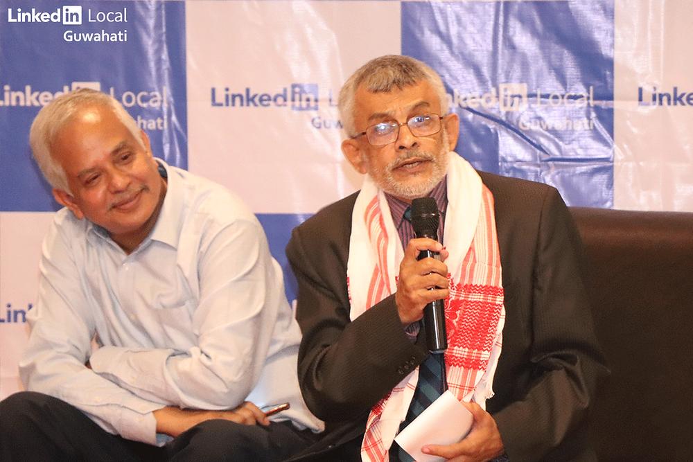 Nurul Laskar PR Guwahati Assam