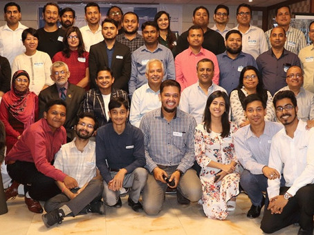 Sharing Ideas Through Networking: A Report