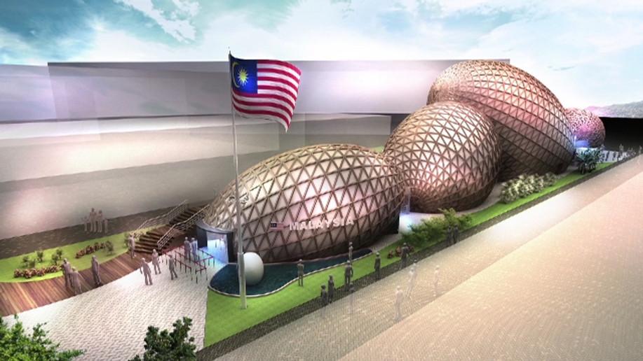 Malaysia Pavilion Expo Milano 2015