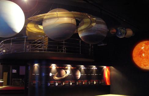 Melaka Planetarium, Adventure Science Centre, Malaysia.