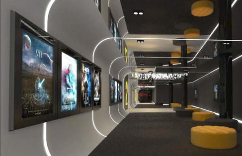 TGV Cinemas, Malaysia.