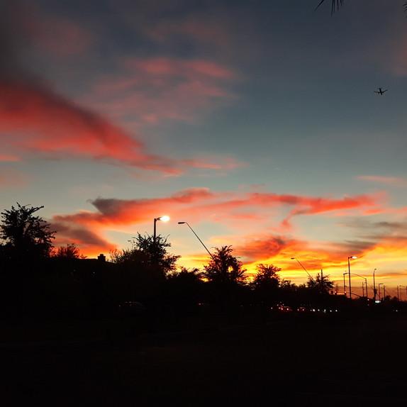 Arizona Sunset, Take 2