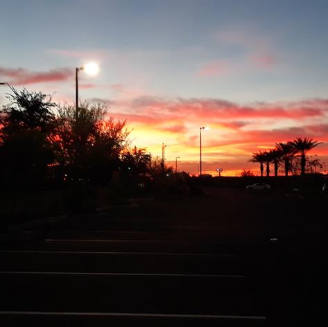 Arizona Sunset, Take 3