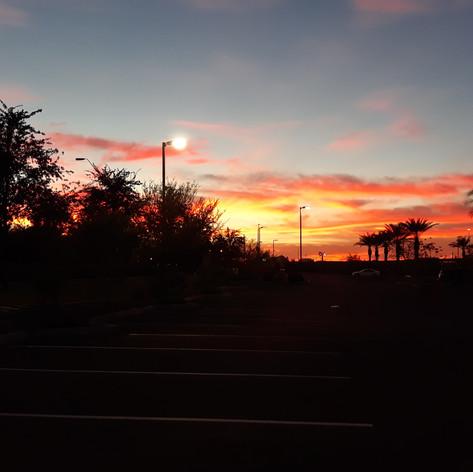 Arizona Sunset, Take 1