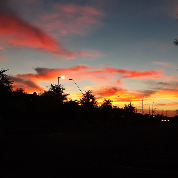 Arizona Sunset, Take 4
