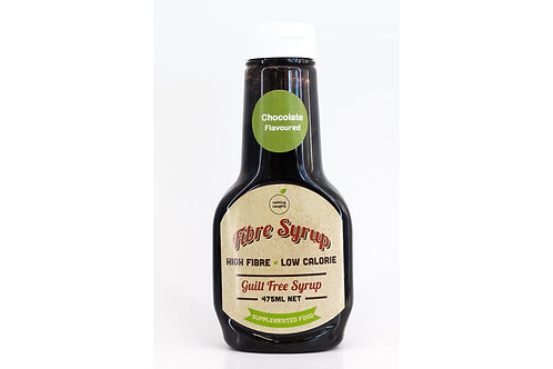 CHOCOLATE Fibre Syrup 475ml