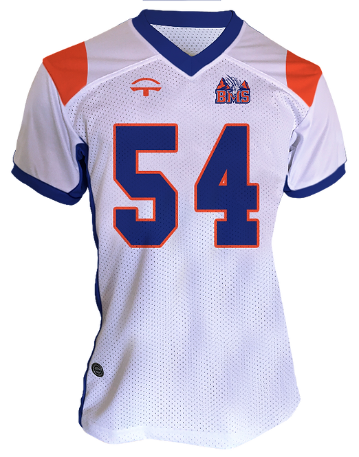 Jersey Traktor Blue Mountain State Football - Blue Mountain State