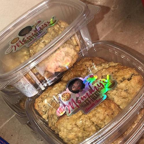 24 Lactation Cookie Bites