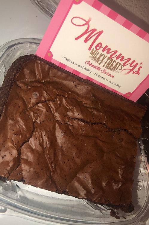 6 Lactation Brownies