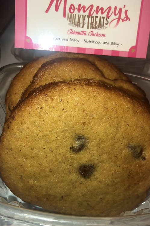 24 Full Size Chocolate Chip Lactation Cookies
