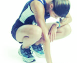 Fatigue 1 - 2 miles into your run -          LOW FERRITIN