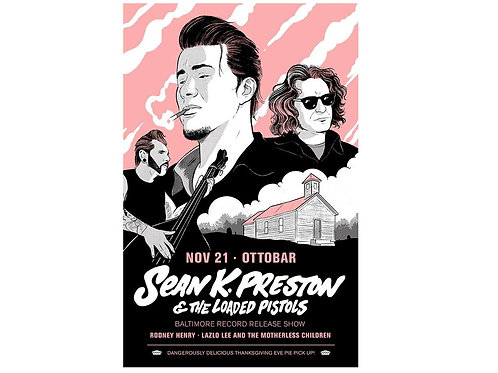 Record Release Poster