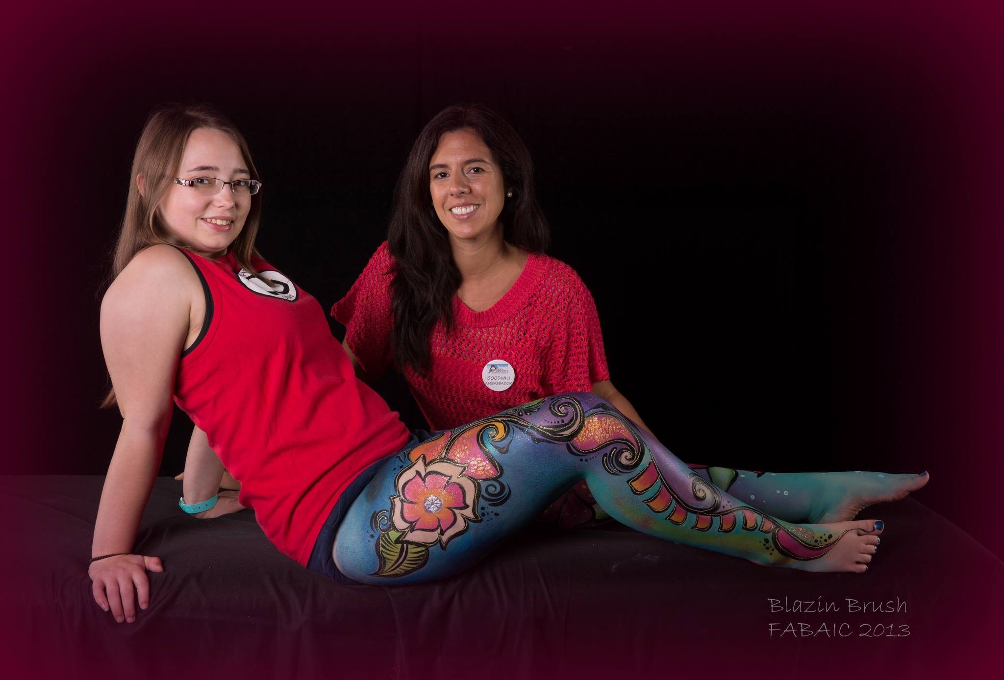 body painting Kissimmee