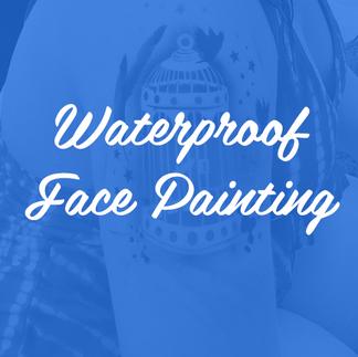 Waterproof Face Painting