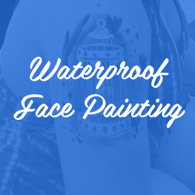 Waterproof Face Painting