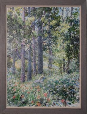 Magical Winterthur Woods